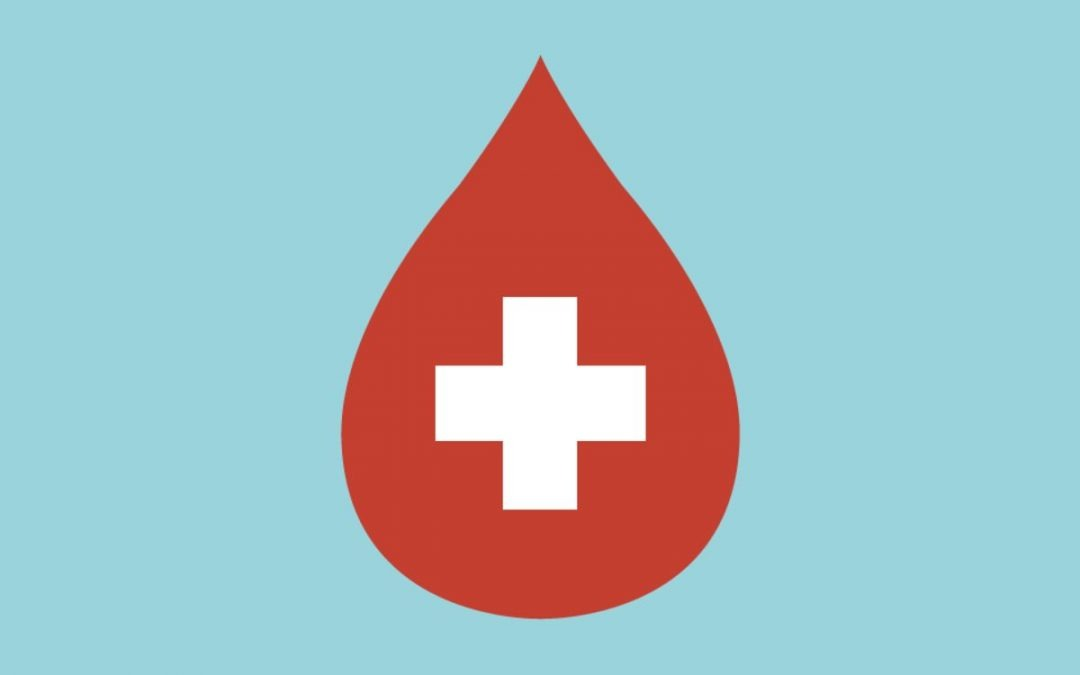 Upcoming RED CROSS BLOOD DRIVES